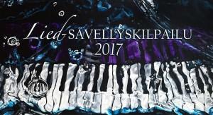 """""""Ääniaallot"""" 60cm x 80cm Akryylimaalaus 2016 Taiteilija: Sophie Schubakoff"""